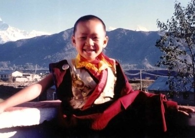 Dupseng Rinpoche 4yrs at JCM