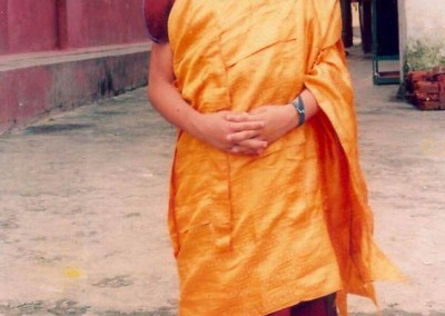 Dupseng Rinpoche 5yrs at JCM