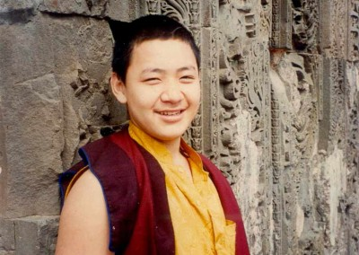 Young Dupseng Rinpoche