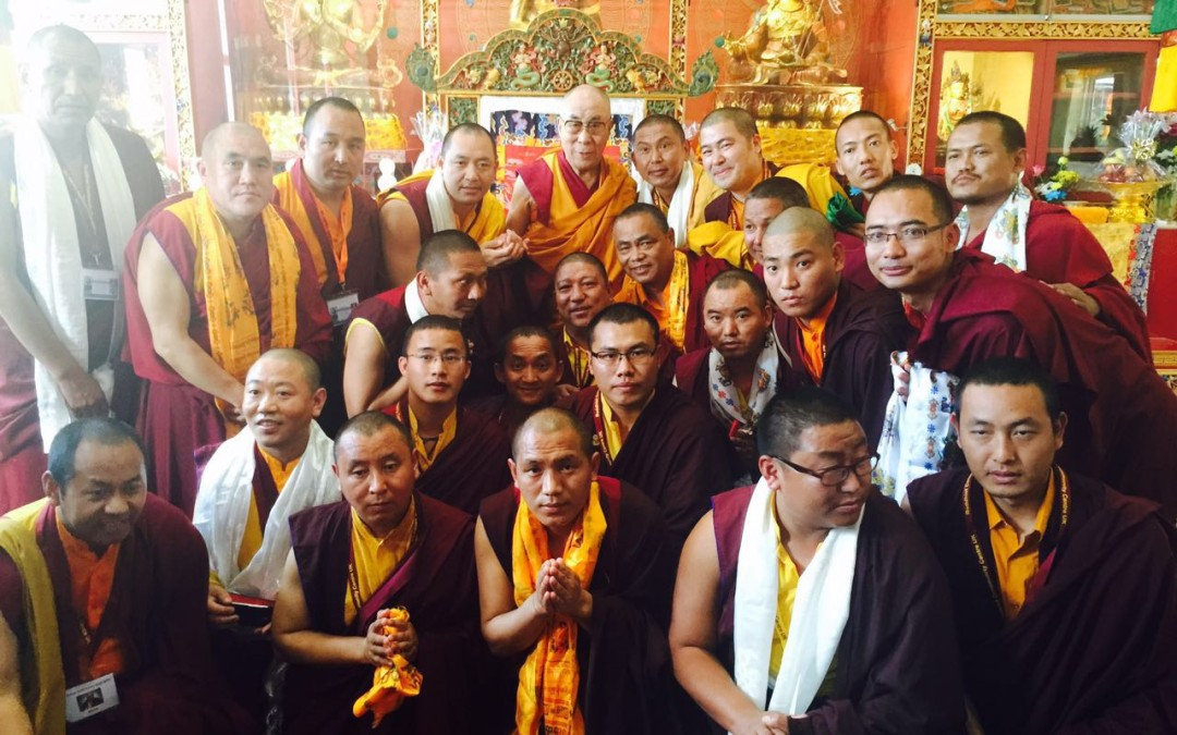 His Holiness Dalai Lama Inaugurates New Center in the UK