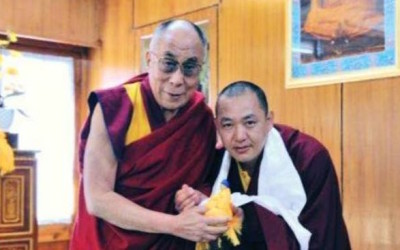 Meeting with His Holiness the Dalai Lama
