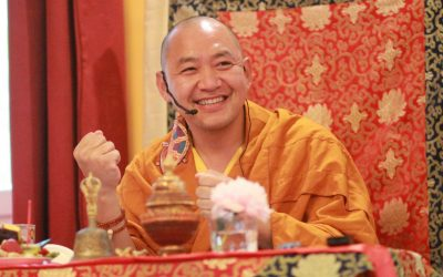 Ven. Dupseng Rinpoche Teaching in Europe, 2018